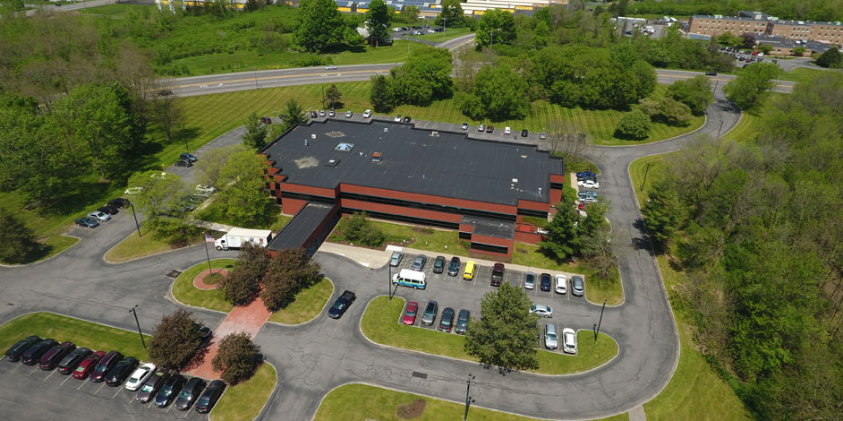 Photo of Fallon Oral Surgery from the Air by Drone
